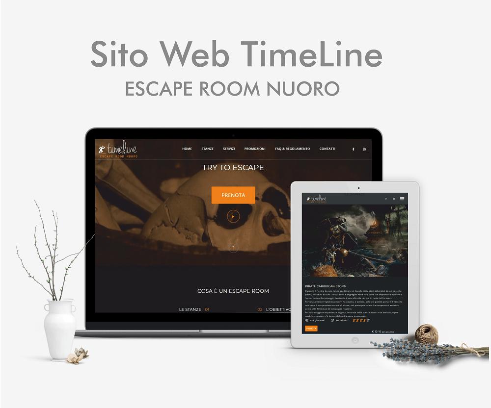 Swiluppo Siti escape room