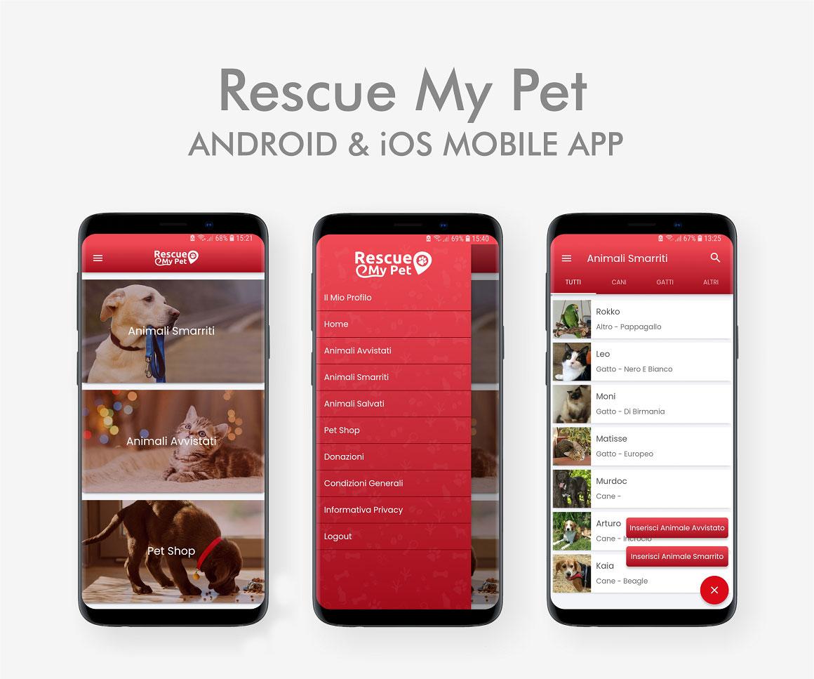 Swiluppo mobile app